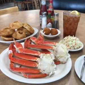 White River Fish Market & Seafood Restaurant has been selling and serving fish as good as anything you will find along the seashore with a line out the door!