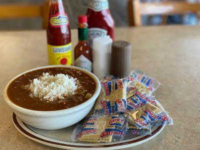 Gumbo or Beans & Rice